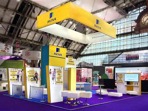 Exhibition Stand Build Portfolio Image Display & Graphics Norwich