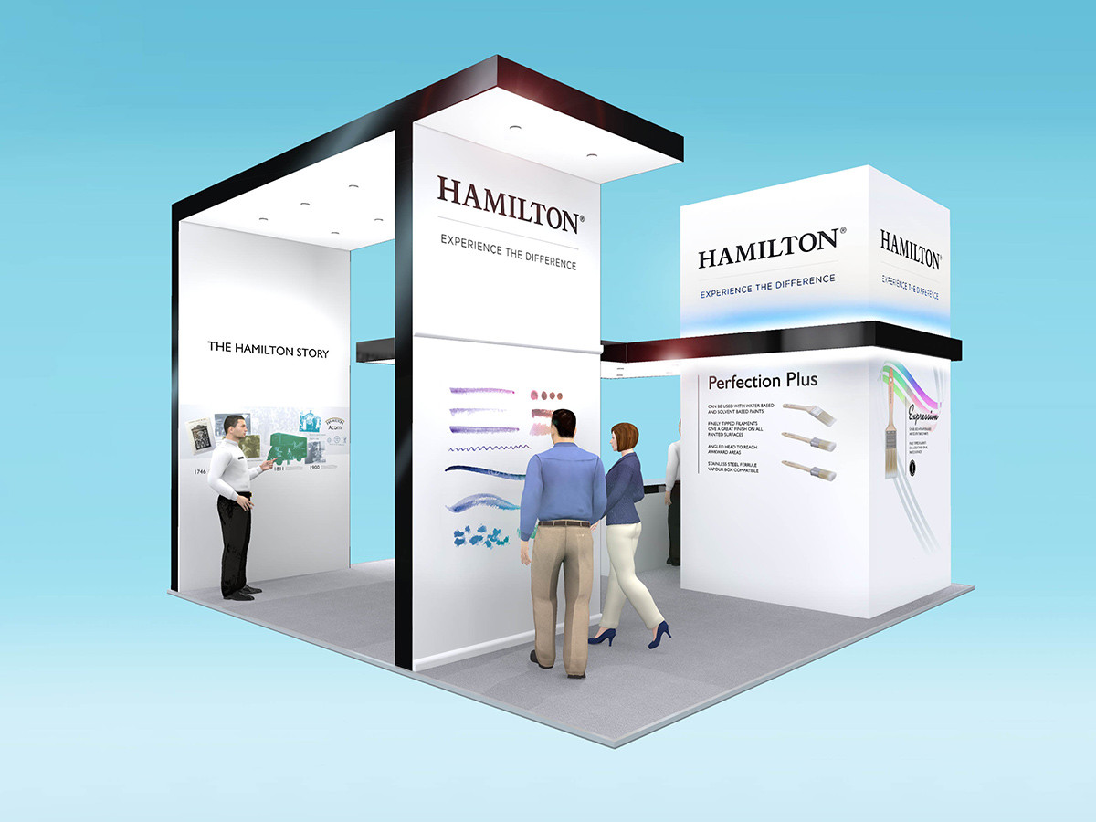 Exhibition Stand Design Hamilton