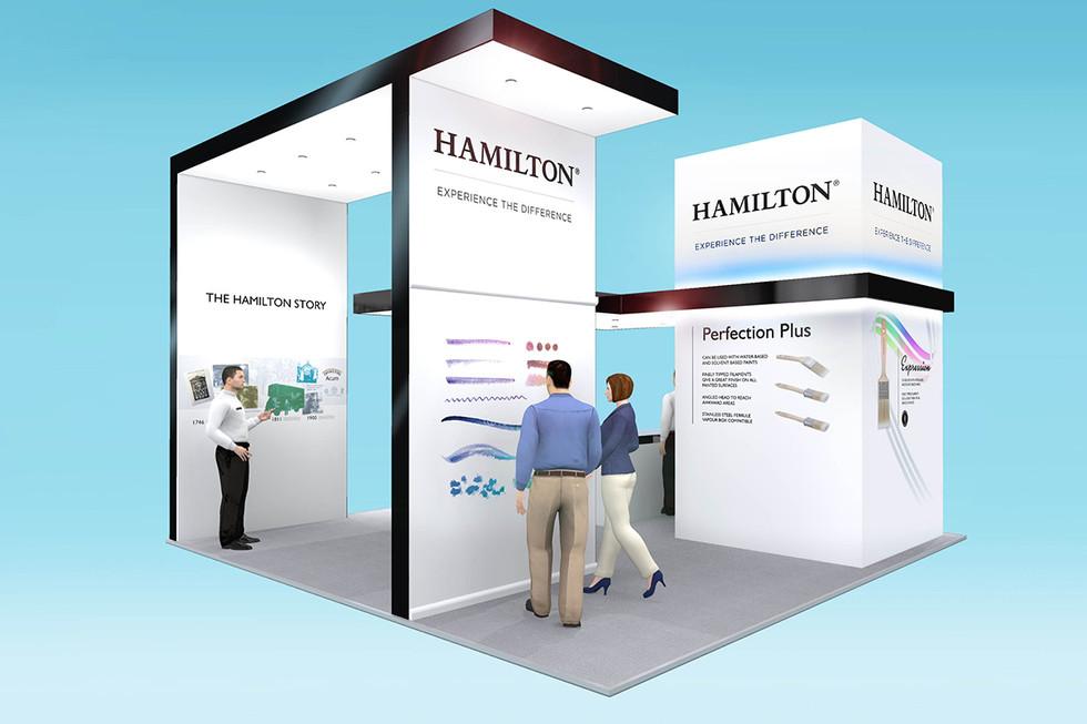 Exhibition Stand Design Hamilton