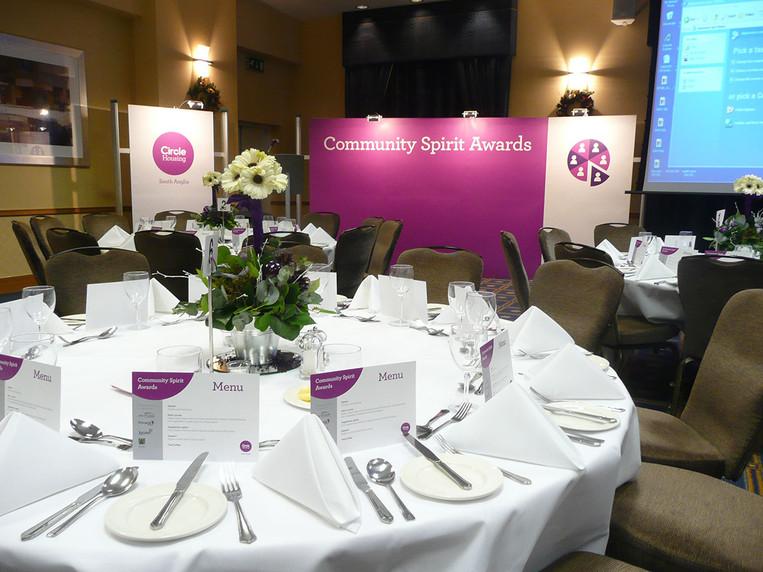 Circle Housing Gala Dinner Event