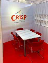 Meeting Room Interior and Wall Graphics for Crisp