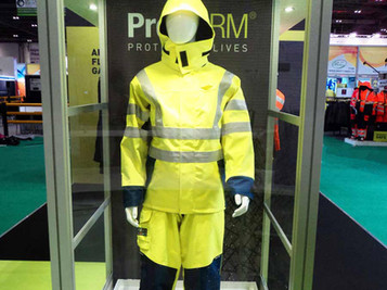 Health and Safety Event Brand Experience ProGarm