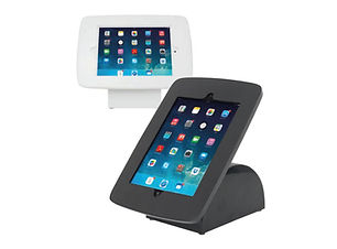 Table Top iPad Holder Unit from Image Display Norwich
