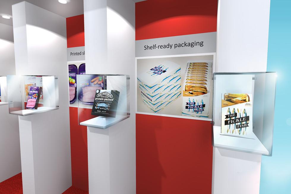 Castle Colour Exhibition Stand Design