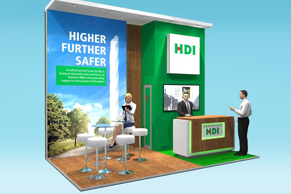 Exhibition Stand Design Ideas HDI