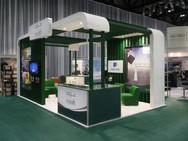 Exhibition Stand Custom Build Malath Insurance
