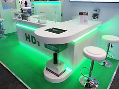3D Graphic Design for HDI by Image Display and Graphics