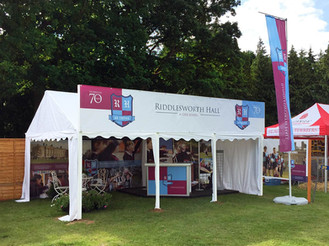 Riddlesworth School Outdoor Brand Experience and Display