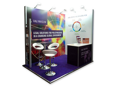 Modular Exhibition Stand and Display Hire Image Display & Graphics Norfolk