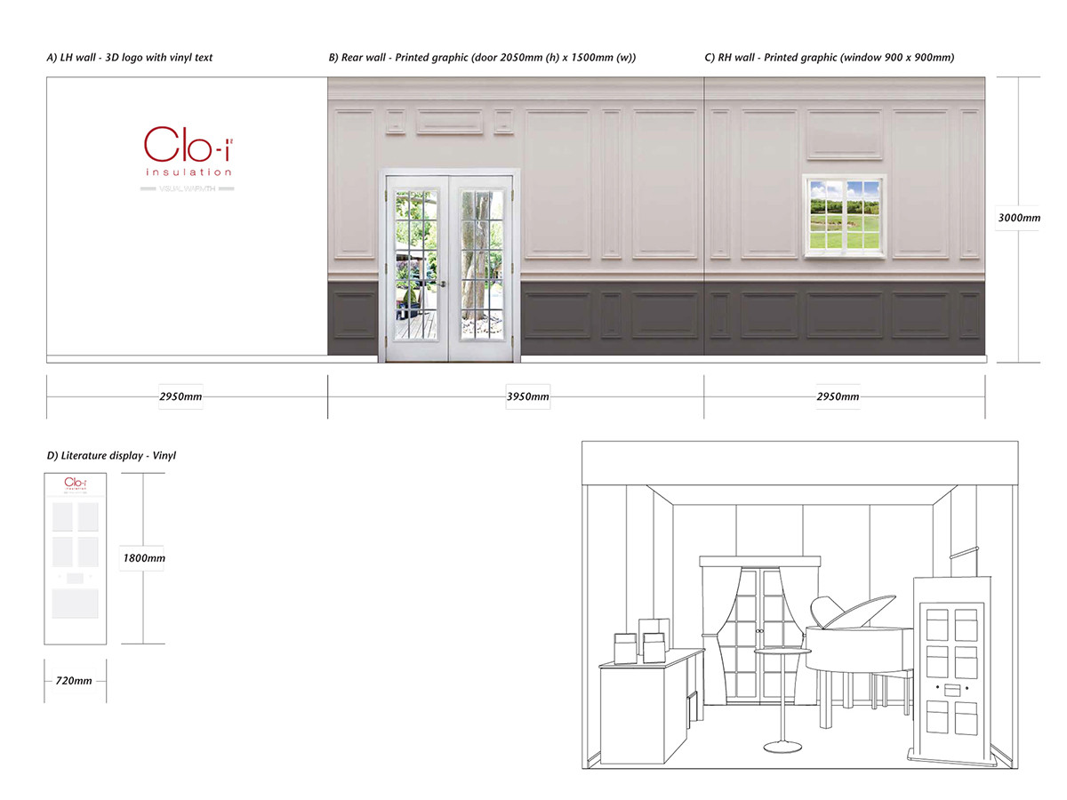 Exhibition Stand Design and Project Management Plans