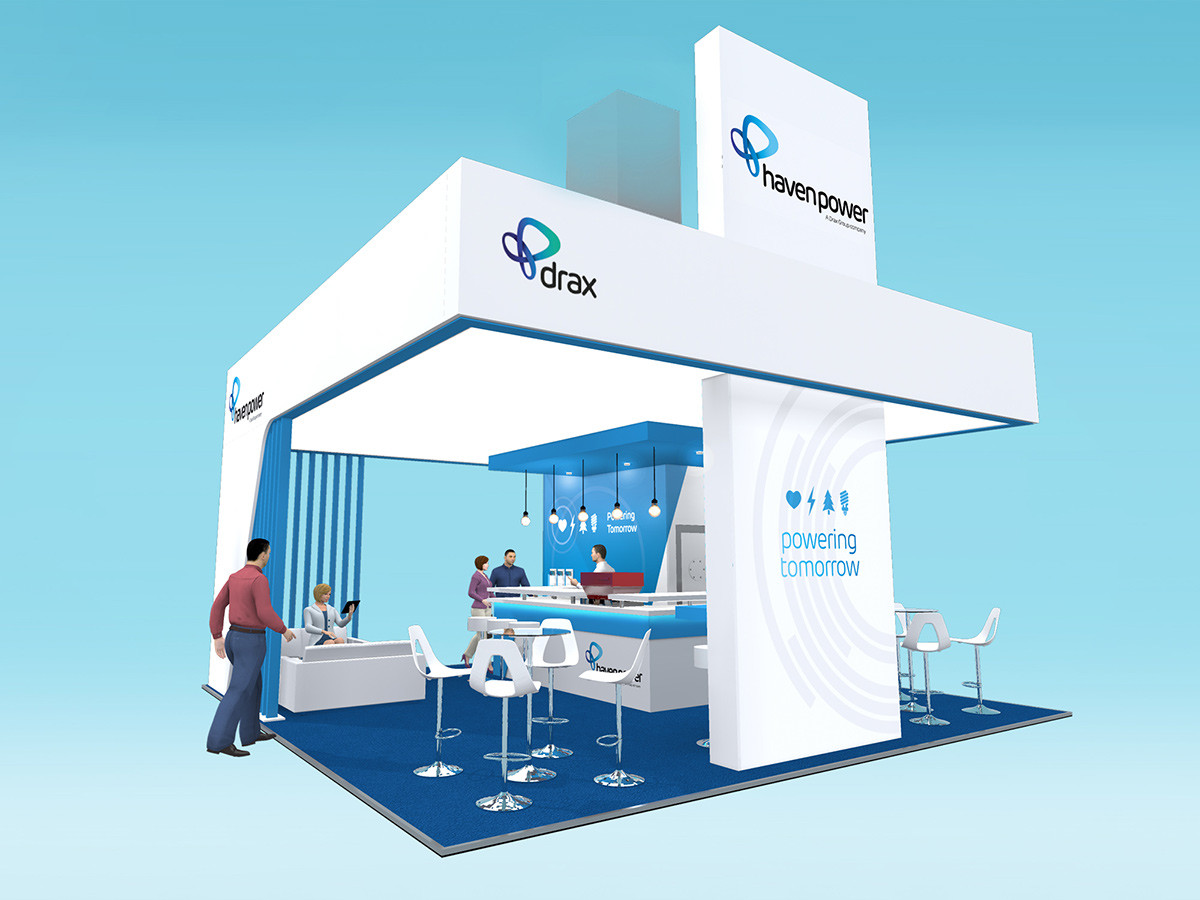 Exhibition Stand Design Concept Haven Power
