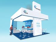 Haven Power & Drax Exhibition Stand Design Concept