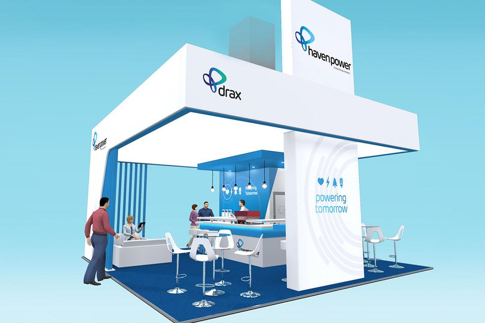 Exhibition Stand Design Concept Haven Power