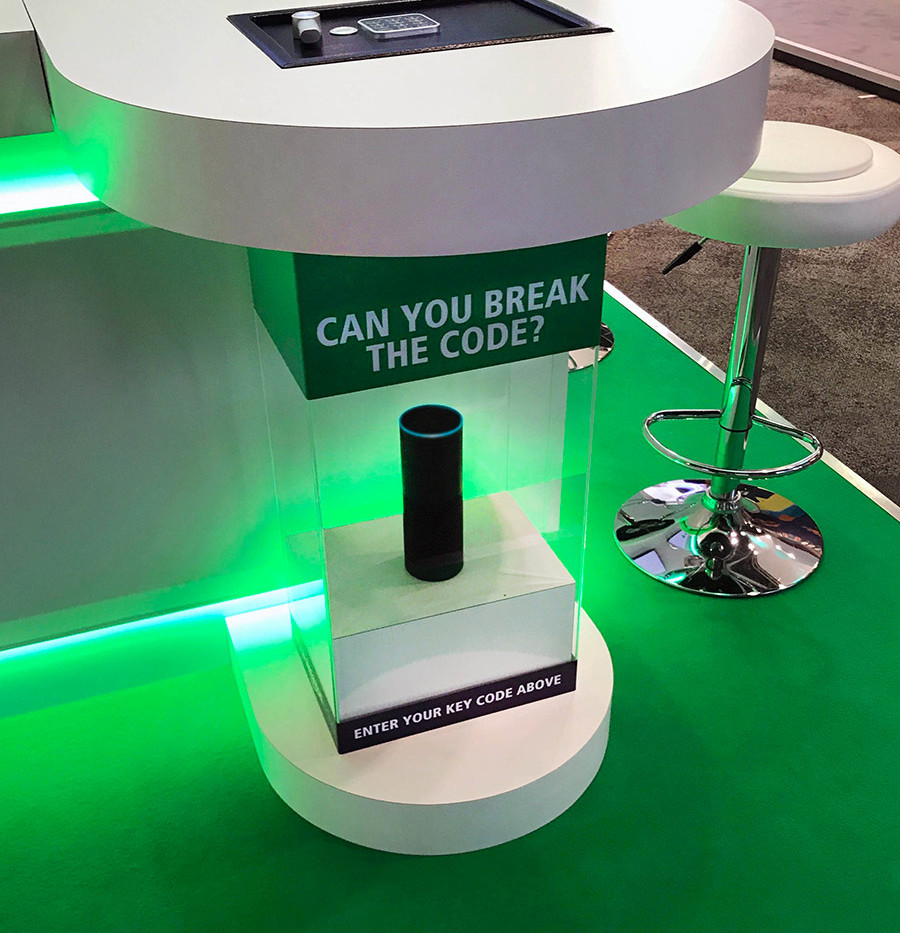 Exhibition Stand Competition for HDi at Airmic
