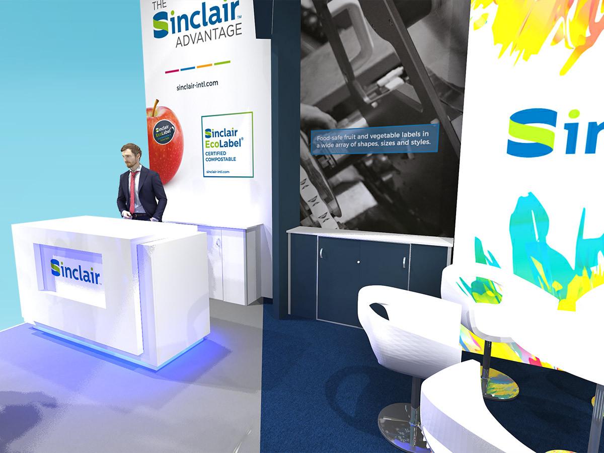Exhibition Stand Bar Design Concept Sinclair