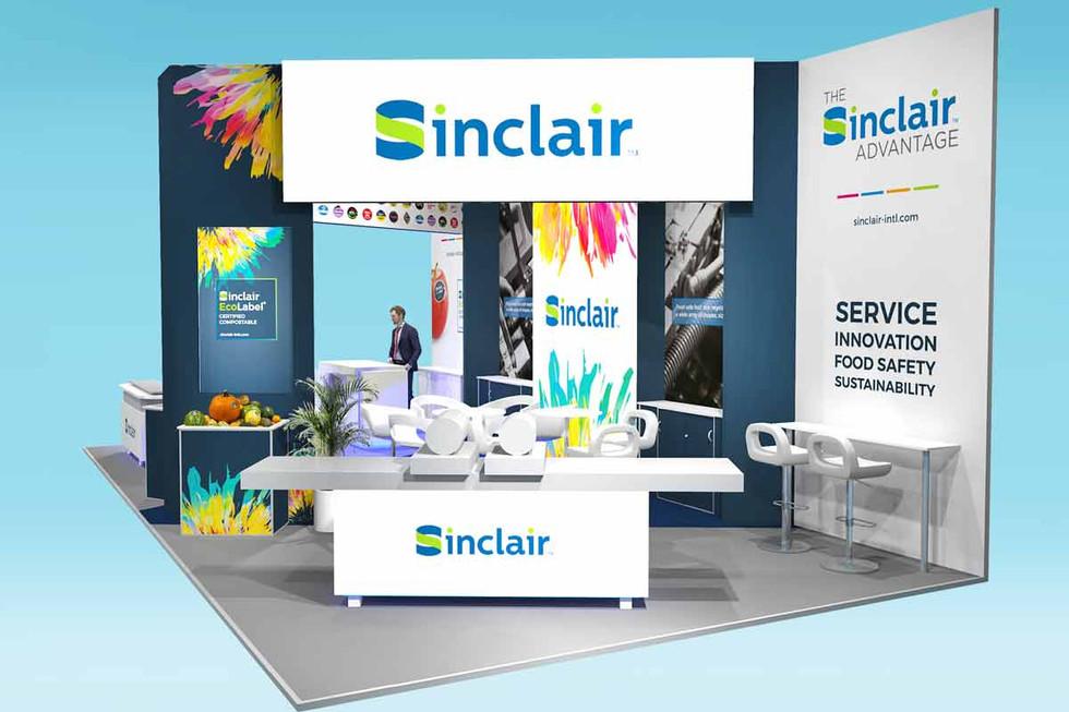 Sinclair Exhibition Stand Design Fruit Logistica 2020