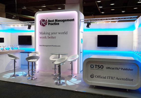 Custom Modular Exhibition TSO