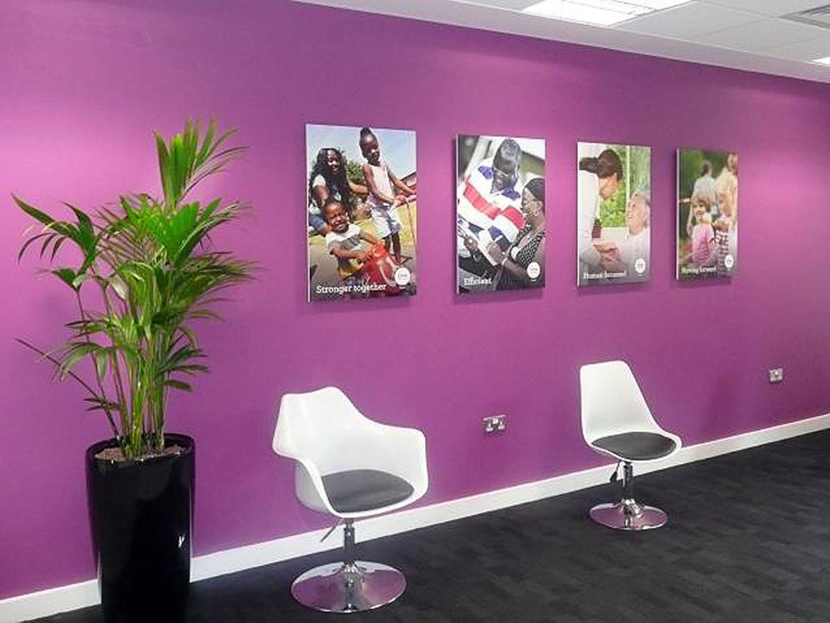Office Interior Design and Installation in Norfolk