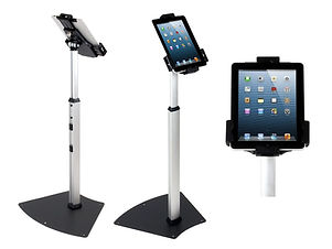 Free Standing Universal Tablet Holder from Image Display Norwich