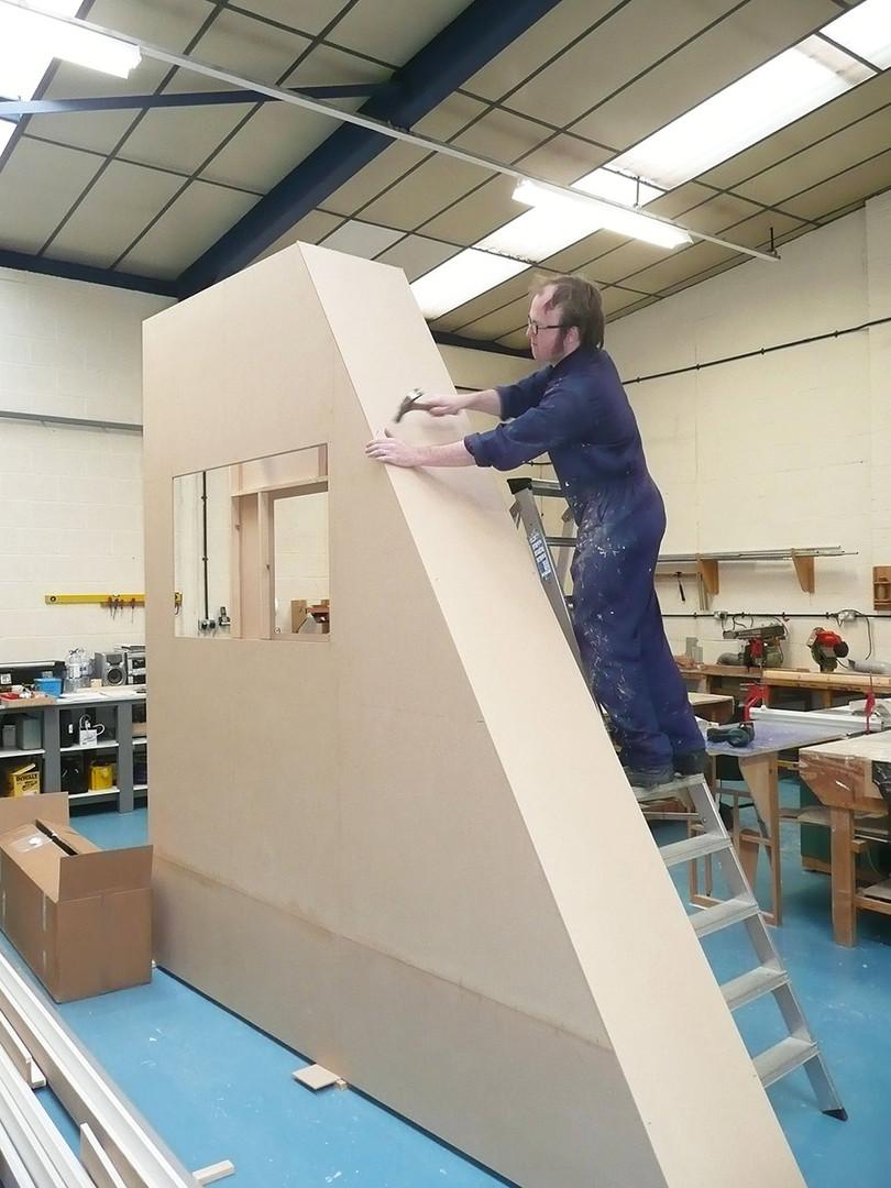 Exhibition Design and Build Contractor