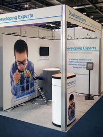 Developing Experts Shell Scheme Graphics Display