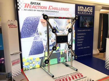 Batak Reaction Challenge Interaction