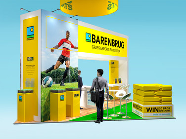 Barenbrug Exhibition Stand Design Concept