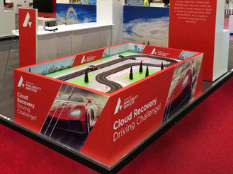 Portable Driving Challenge Brand Experience Sungard IT Business