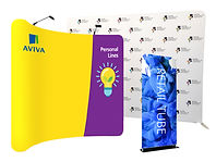 Fabric Graphic Portable Display Products at Image Display and Graphics Norwich