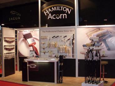 Modular Exhibition Stand Hamilton Acorn Decorating Show