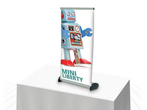 Desktop Roll Up Banner from Image Display & Graphics norwich