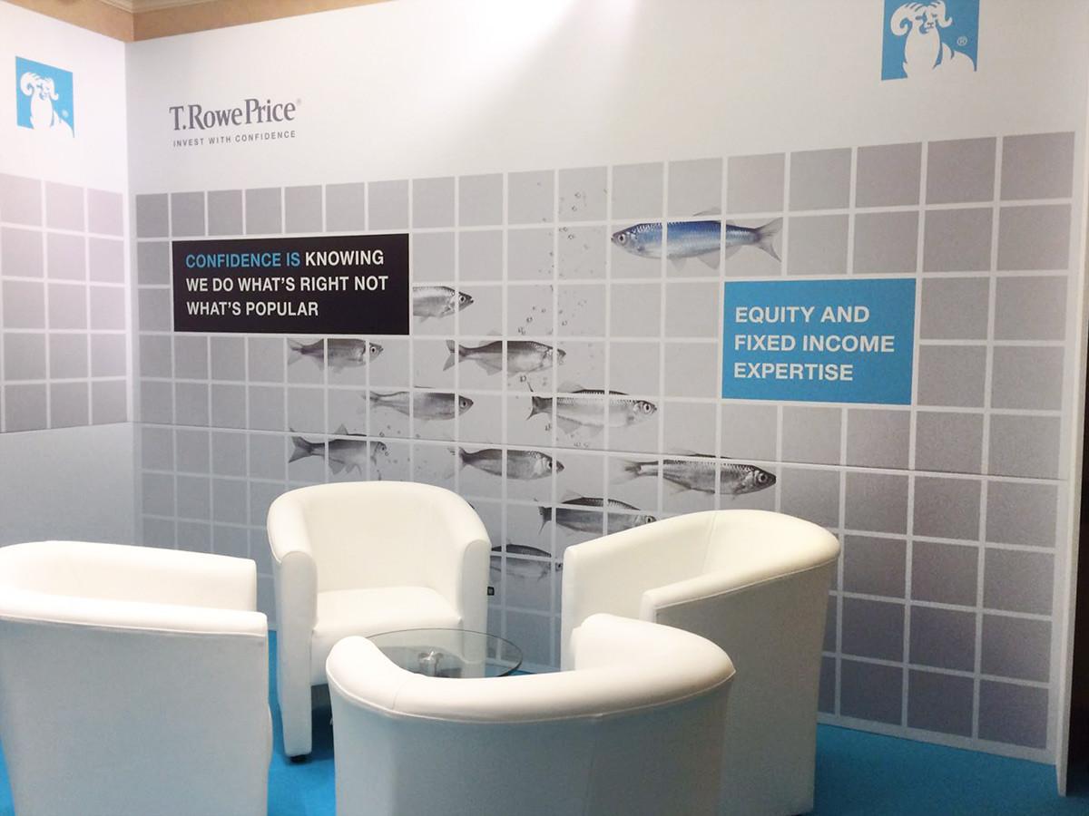 T Rowe Price Custom Event Environment