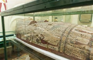 The Egyptian Room: The South Australian Museum