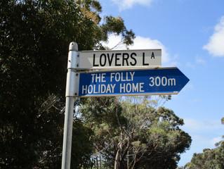 Scanning the Street 4 - Lovers Lane