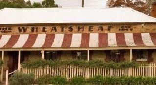 11.The Town I Loved So Well: Images of Gawler SA. 'The Wheatsheaf Inn'.