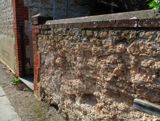 10.The Town I Loved So Well: Images of Gawler SA. 'Old Stone Wall'