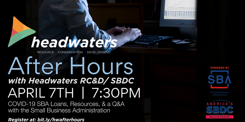 After Hours with Headwaters RC&D/SBDC