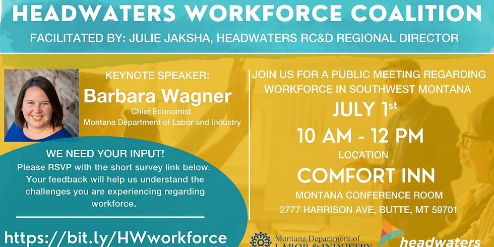 Headwaters Workforce Coalition Meeting