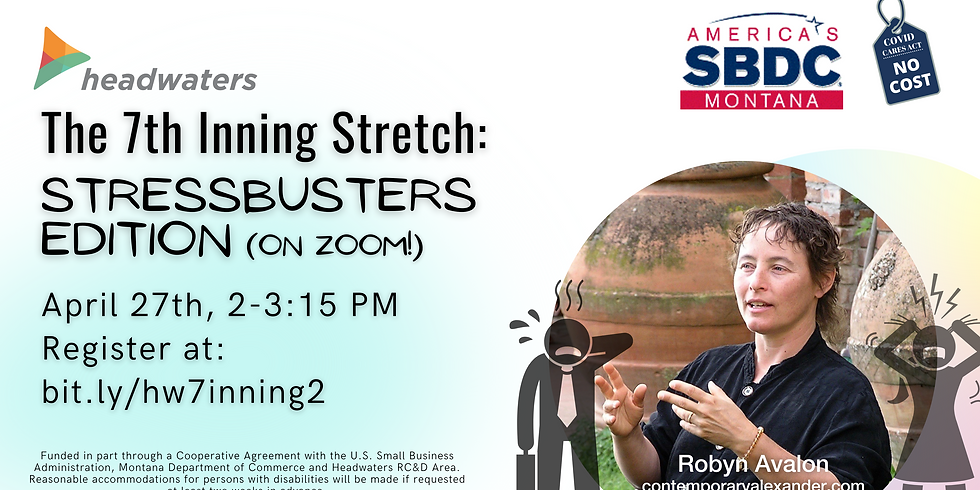 7th Inning Stretch - Stressbusters Edition