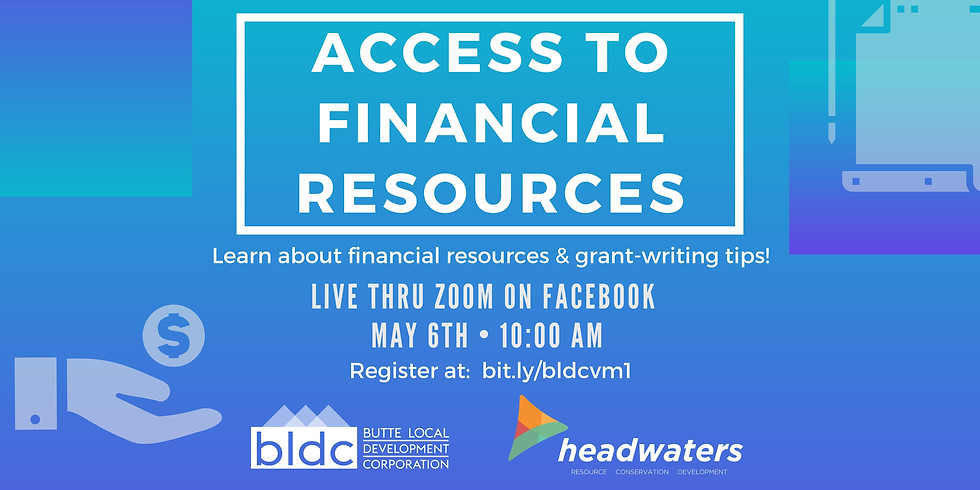 Access to Financial Resources