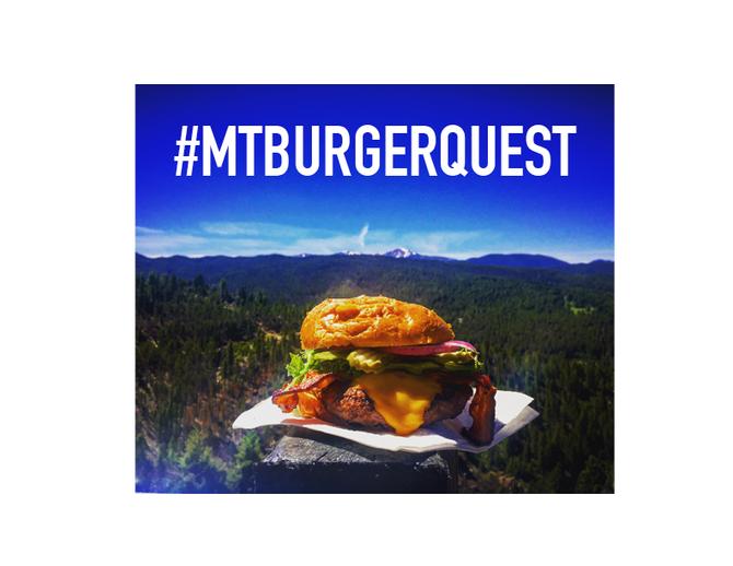 #MTBURGERQUEST