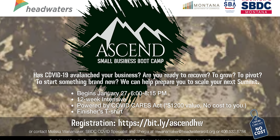 Ascend Small Business Boot Camp