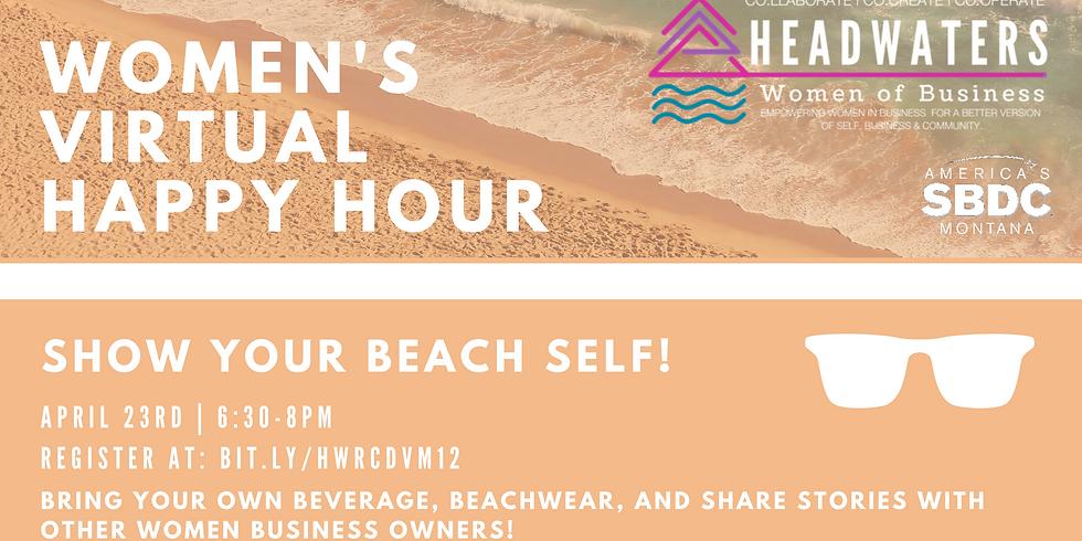 Women's Virtual Happy Hour