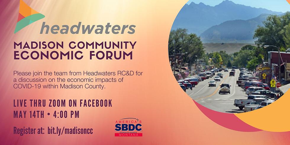 Madison Community   Economic Forum