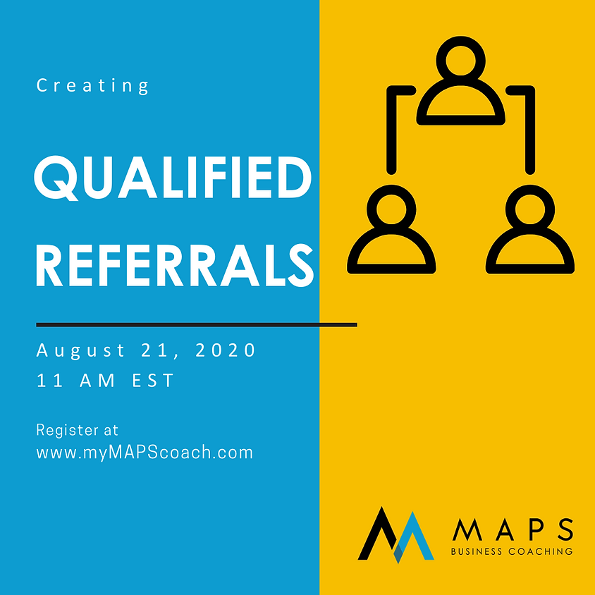 Qualified Referrals with Arnel Tanyag