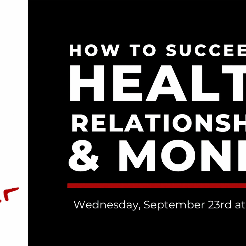 The ONE Thing Webinar - How To Succeed In Health, Relationships And Money