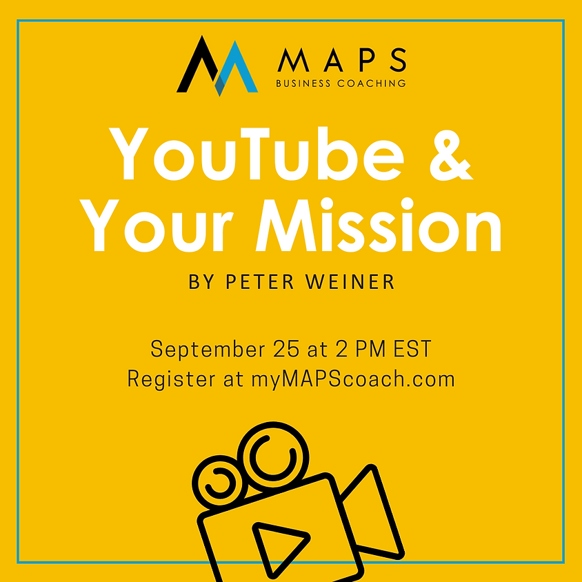 YouTube & Your Mission