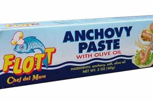 Flott Anchovy Paste tube, 2 oz