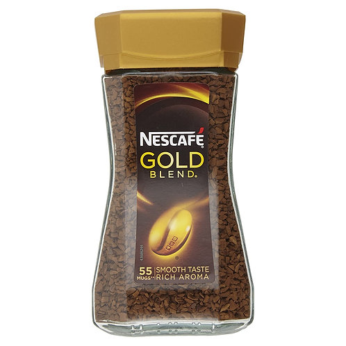 Nescafe Instant Coffee Gold - 100g