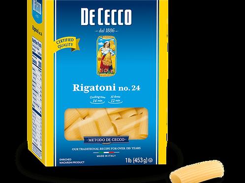 Pasta DeCecco Rigatoni